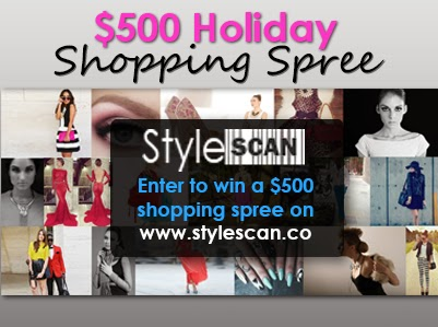 StyleScan 500 shopping spree contest