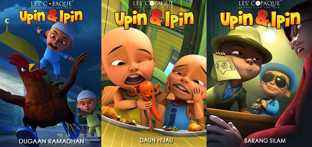 DOWNLOAD FILM IPIN DAN UPIN TERBARU ( BAG. 2) | Film dan ...