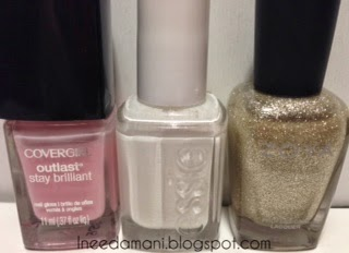 cover girl outlast constant candy essie blanc zoya tomoko