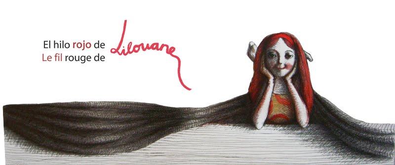 Le fil rouge de Lilouane
