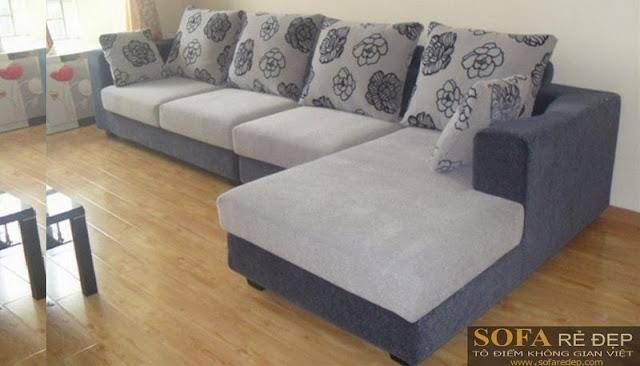 Sofa vải G103