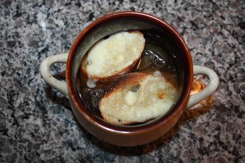 Christy: Paris: Crockpot French Onion Soup