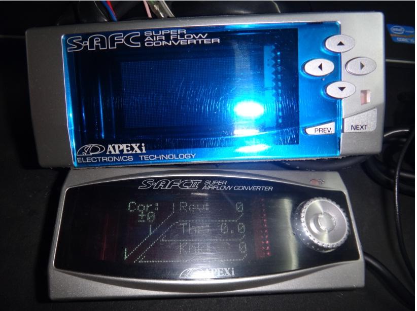Nanajue Garage  Apexi Safc2 Black Edition