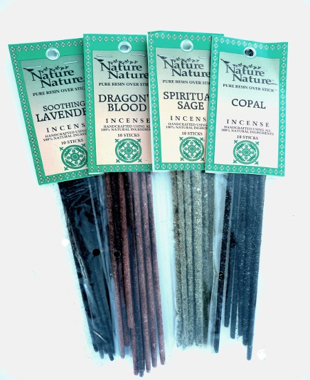 49c32509849794 Nature Nature is a relative newcomer to the incense market