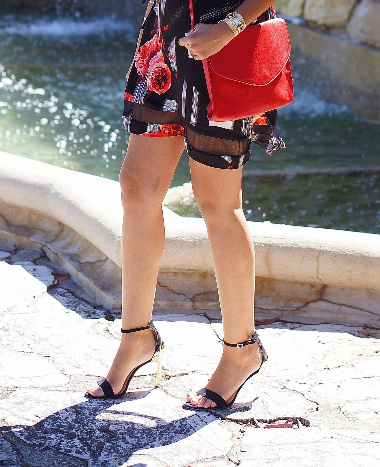 Simply Vera Shirt dress, The perfect Shirt dress for summer, Kohl's, Zara heels, La Mer Watch