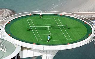 Hotel Burj Tenis