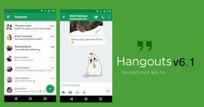 Hangouts v6 Update is out with Quick Reply Feature and Some More Good Enhancements : Download APK
