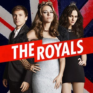 William Mosley, Elizabeth Hurley, The Royals, E! First Scripted Programme, Tom Austen