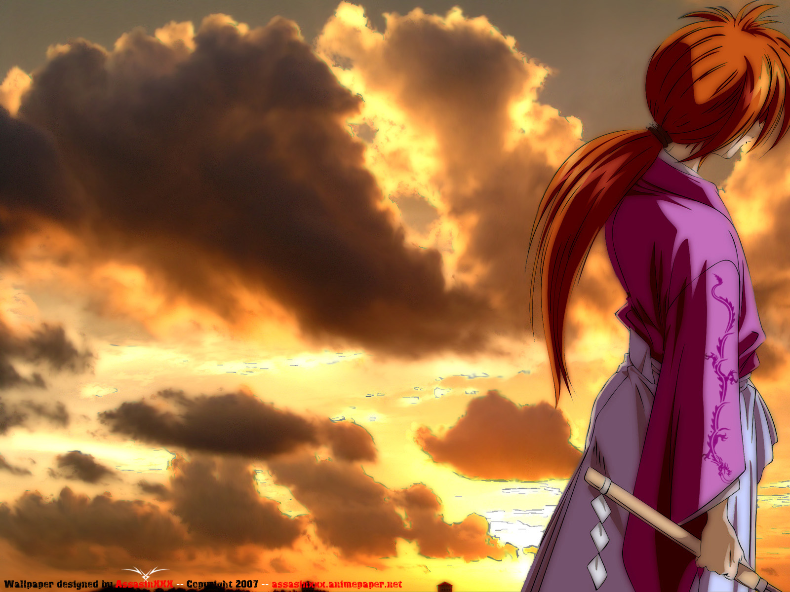 rurouni kenshin wallpaper - photo #1
