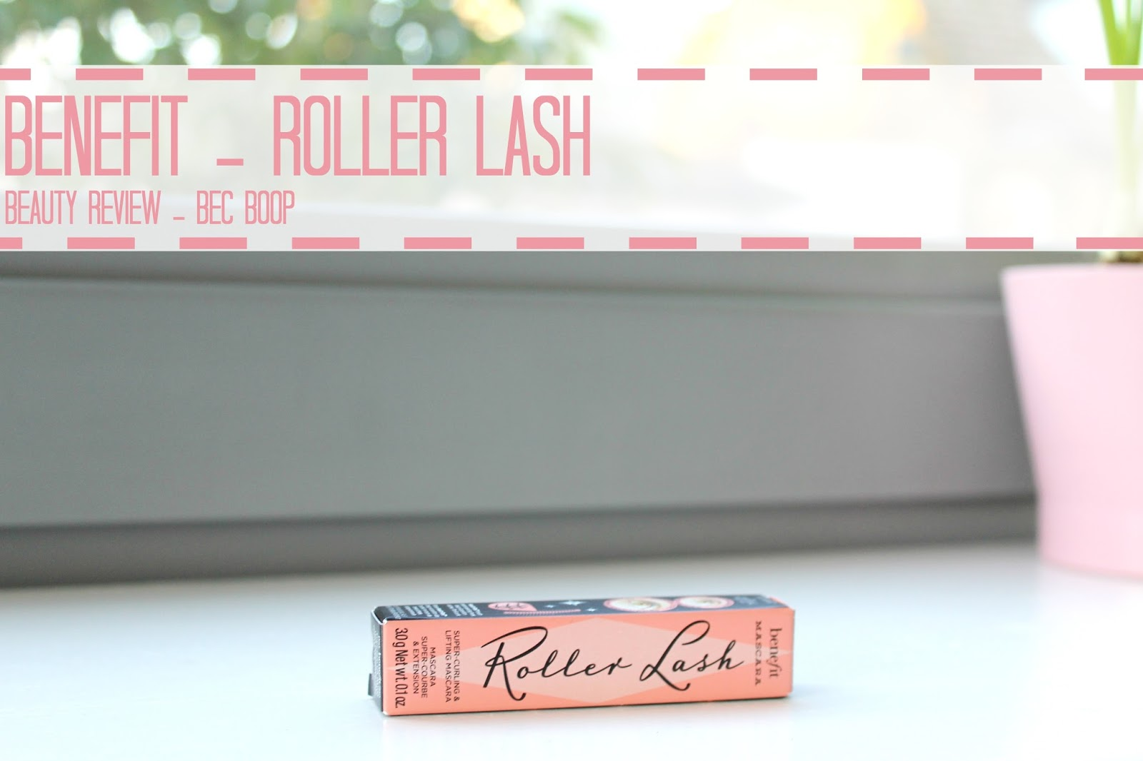 Benefit Roller Lash Beauty Photo