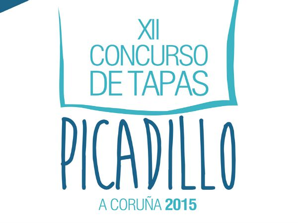 Concurso de tapas Picadillo 2015 A Coruña