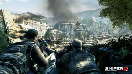 pc games download free with crack sniper 2