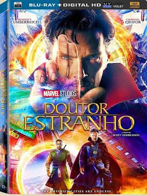 Filme Poster Doutor Estranho