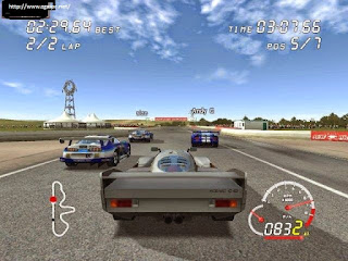 Free Download Games Pro Race Driver PS2 For PC Full Version ZGASPC