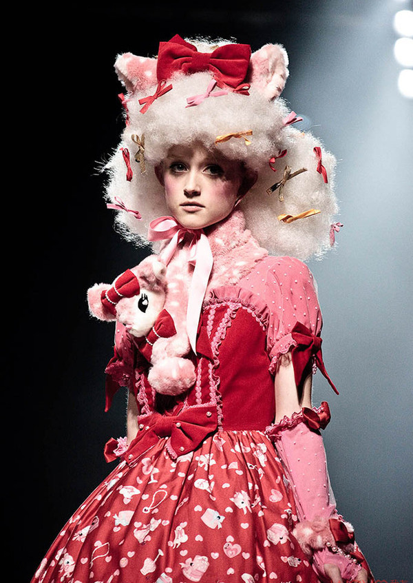 Devilinspired Rococo Clothing Various Styles Of Rococo