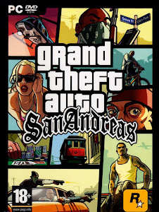 Cover Of GTA San Andreas Full Latest Version PC Game Free Download Mediafire Links At Downloadingzoo.Com