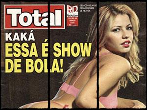 kaka loirinha pelada sexy total março 2006