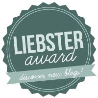 1st Liebster Award