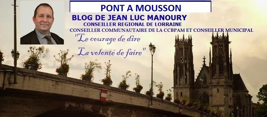 Blog de Jean-Luc MANOURY