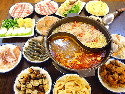 Food lovers hotpot jing wu for Authentic asian cuisine