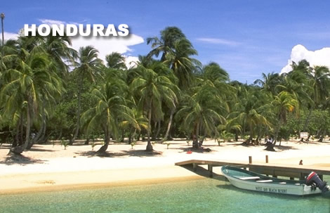 Bellas Playas de Honduras