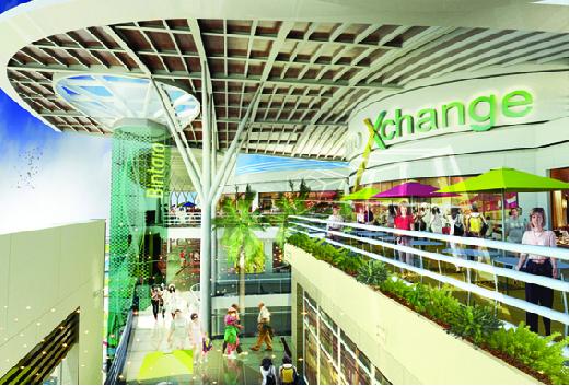 Bintaro Xchange Mall, Salah Satu Mall di Jakarta