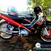 Modifikasi Motor Yamaha Jupiter Z 2014