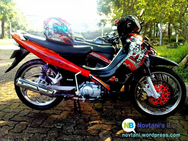 15 Foto Modifikasi Motor Yamaha Jupiter Z title=