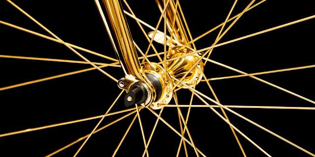 La bicicleta de carretera más cara del mundo