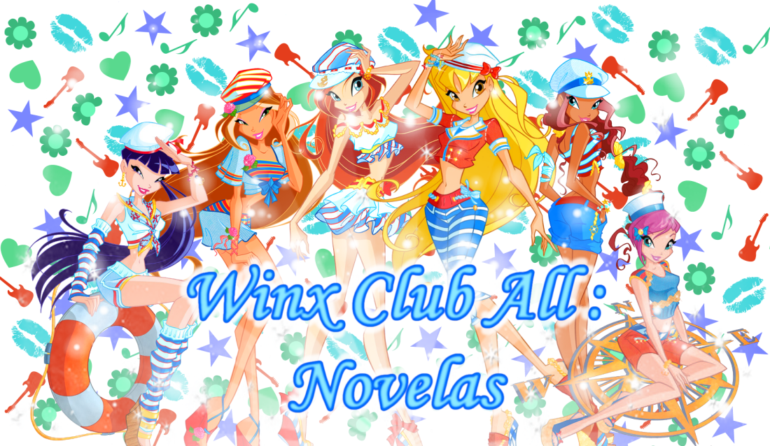 Winx Club All: Novelas
