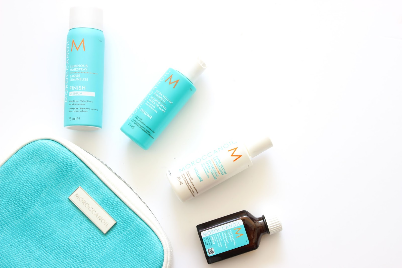 Moroccanoil Volume and Style Travel Pack