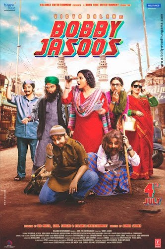 Bobby Jasoos (2014) Movie Poster No. 2