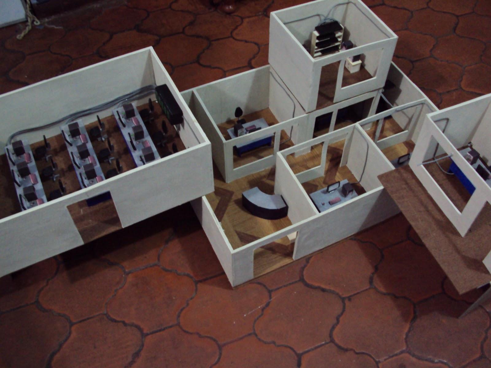 Como hacer una maqueta de una oficina respuestas itzy for Como construir una oficina