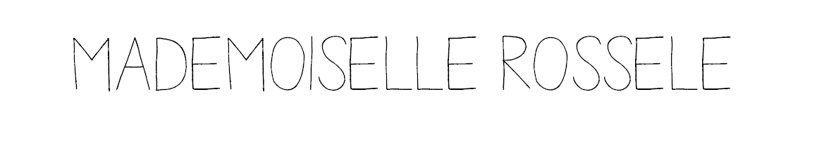 Mademoiselle Rossele