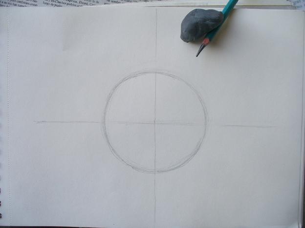 Como dibujar ojos humanos y animes