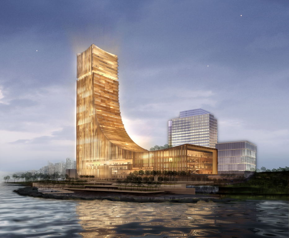 Taj lands end taj hotel by yazdani studio housevariety for Architecture hotel