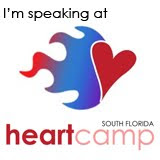 HeartCamp 2013 Panelist