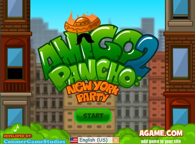 free game blogger game review amigo pancho 2 new york