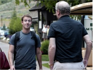 Mark Zuckerberg Facebook CEO
