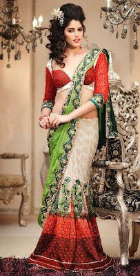 Party-Wear-Sarees
