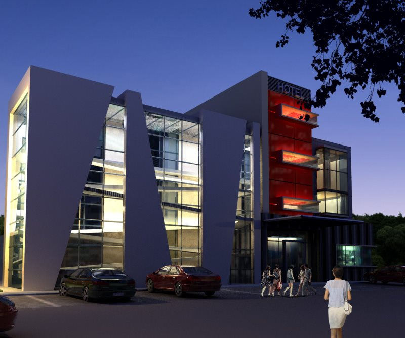 Cv mahadikon utama jasa arsitek jasa arsitek for Design hotel daniel campanella