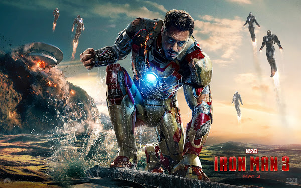 Free Download Film Iron Man 3