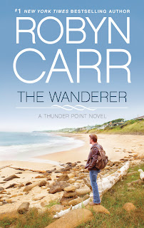 The Wanderer Blog Tour: Q&A with Robyn Carr and giveaway (US ONLY)