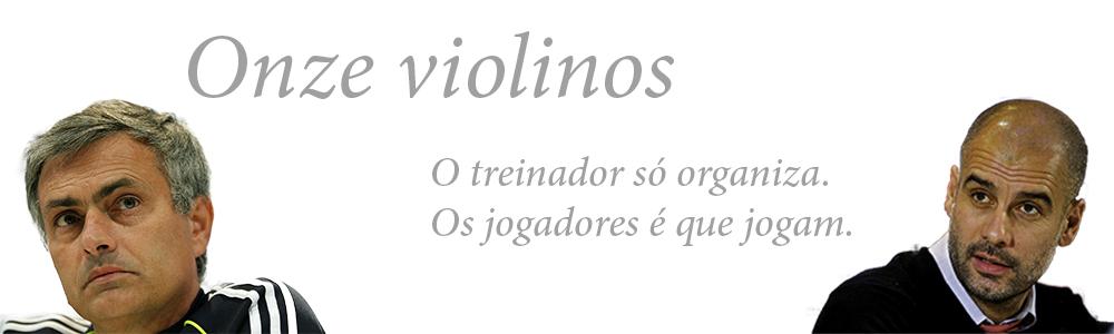 Onze violinos