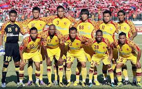 SKUAD SRIWIJAYA FC 2010 - 2011