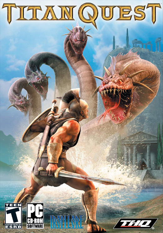 Titan Quest REVIEW