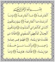 Makna dan Kandungan Surah Al-Qariah