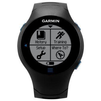 Running GPS Unit Garmin Forerunner 610 Jam GPS
