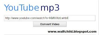 cara mendownload video youtube menjadi Mp3