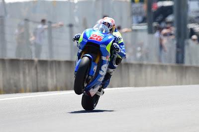 Beban Menumpuk!, Vinales Akui MotoGP Tak Sesulit yang Ia Bayangkan